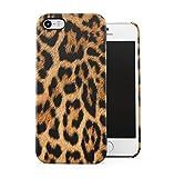 DODOX Leopard Fur Pattern Coque Housse Etui De Protection Plastique Dur Ligne Profil...