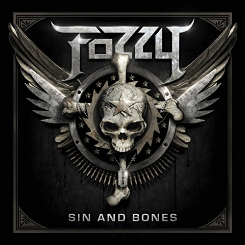 Fozzy: Sin and Bones (Audio CD)