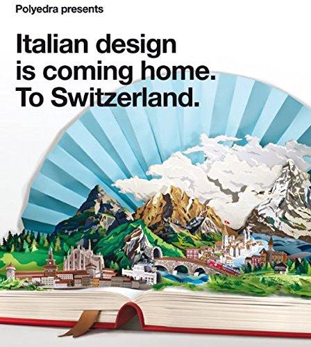 Italian Design Is Coming Home. To Switzerland (ACTAR)