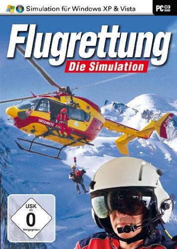 Flugrettung: Die Simulation