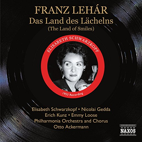 DAS LAND DES LAECHELNS -Franz Lehar