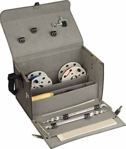 Dehn 582600–Koffer Messgerät Erde 400x 200x 240mm Leder