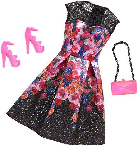 Mattel - Barbie Look Glamour, Fantasia Floreale