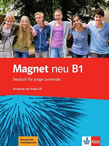 Magnet neu b1, libro del alumno + cd por Giorgio Motta