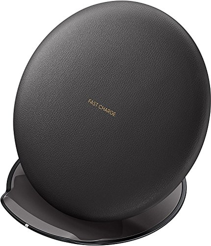 SAMSUNG WIRELESS CHARGER CONVERTIBLE PAD AND STAND EP-PG950BBEGIN BLACK