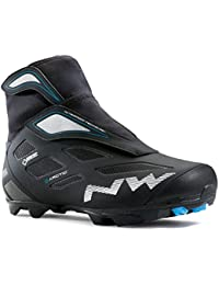 Northwave - Celsius Artic 2 Gtx, color azul,negro, talla UK-8,5