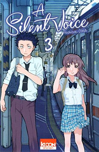 A Silent Voice Vol.3 par OIMA  Yoshitoki - OHIMA Yoshitoki