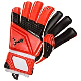 Puma Torwarthandschuhe EvoPower Super 3, Red Blast Black White, 11, 041215 21