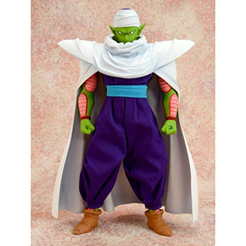 NTWXY Dragon Ball Anime Estatua Bick Big Devil Piccolo Exquisito Anime Decoración -20CM