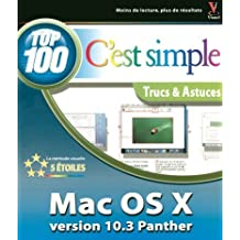 Top 100 c'est simple : Mac OS X 10.3 Panther