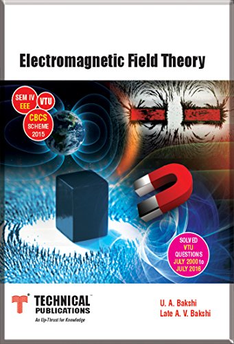 Electromagnetic Field Theory for VTU ( SEM-IV EEE Course-2015)