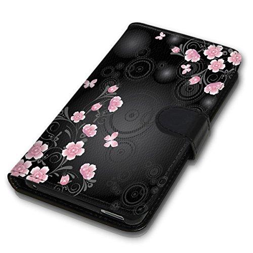 Wallet Book Style Flip Handy Tasche Case Schutz Hülle Schale Motiv Etui für Apple iPhone 6 Plus / 6S Plus - Variante UMV2 Design12 Design 2