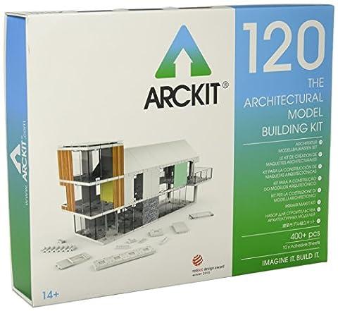 Arckit 120 Architectural Kit modèle de bâtiment, échelle 1:48 Construction Set