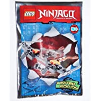 Blue Ocean LEGO Ninjago Pirates Fighter Foil Pack Set 891619 (Bagged)