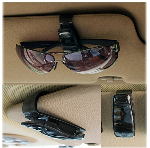 LetrinoTM car styling Fashion Accessories Eye Glasses Card Pen Holder Clip Car Vehicle Accessory Sun Visor Sunglasses Portable Clips