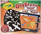 Crayola Planes Dry Erase Stencils