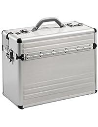 Pilotenkoffer Aluminium Alu silber - Alupilotenkoffer - Alukoffer - alupilotcase