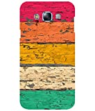 Astrode Printed Designer Back Case Cover For Samsung Galaxy E7