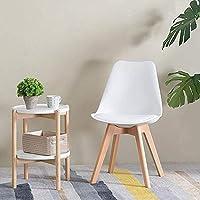 YZYDZ Sillas Muebles Modernos Muebles de Madera Maciza Oficina en casa Negocio Disponible 48X53.5X82Cm