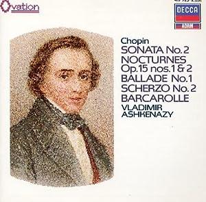 Vladimir Ashkenazy -  Frédéric Chopin - Nocturnes (2)