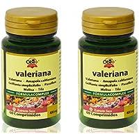 Valeriana (complex) 400 mg (ext. Seco) 60 comprimidos (Pack 2