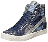 Diesel Women's D-Velows D-String Plus W-Y01286 High-Top Trainers