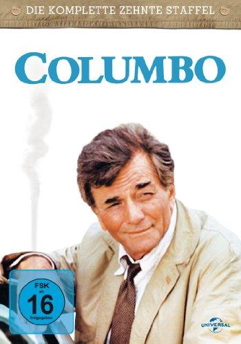 Columbo - Staffel 10 (4 DVDs)