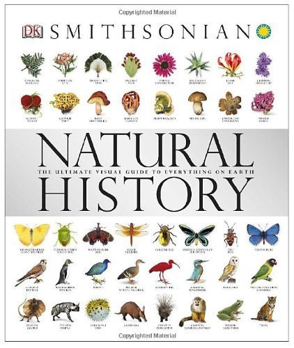 Natural History (Smithsonian) by DK Publishing (2010) Hardcover