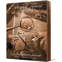 Space Cowboys-Los crímenes del Támesis y Otros Casos¡, Color (Asmodee EESCSH01)