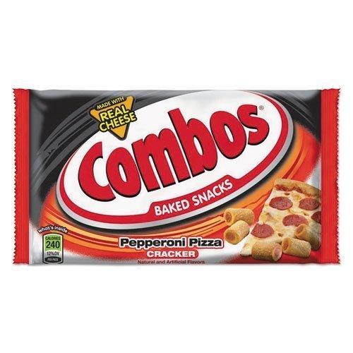 Combos Pepperoni Pizza Cracker 178,6g