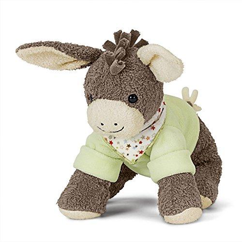 Preisvergleich Produktbild Sterntaler Spieltier Emmi, Alter: Für Babys ab der Geburt, 20 cm, Braun/Grün