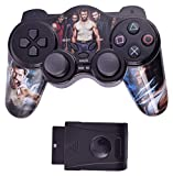 #9: PS-2 Wireless Remote Controller for PlayStation-2 (Black)