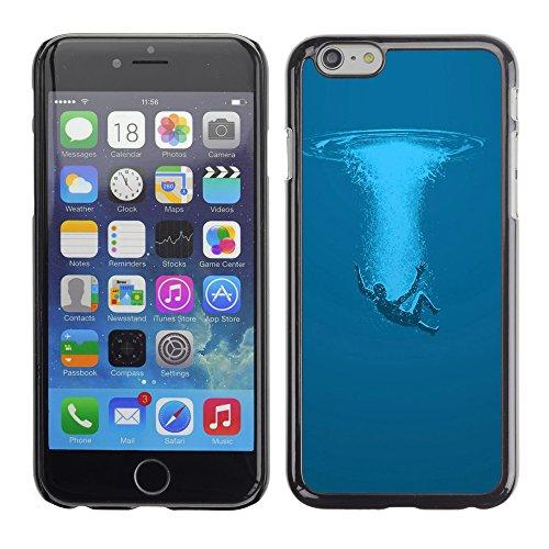 Graphic4You Digital Art Design Harte Hülle Case Tasche Schutzhülle für Apple iPhone 6 / 6S Design #2