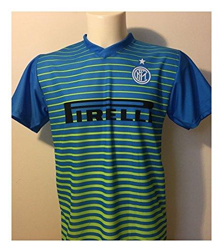 Maglia replica ufficiale F.C. Inter (terza maglia) neutra taglia S stagione 2016/2017