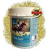 EMMA ♥ Tonerde Paste Pferd I dopingfrei I essigsaure Tonerdepaste I Heilerde Paste I Pflege Sehnen & Bänder beim Pferd 1,5 Kg
