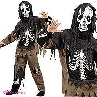 67b4c835a266 Wicked Costumes - Costume horror da scheletro zombie in decomposizione