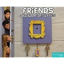 Colgador de llaves el MARCO de FRIENDS . serie tv F.R.I.E.N.D.S. - TE LO ENVIO GRATIS !!!