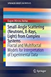Small-Angle Scattering (Neutrons, X-Rays, Light) from Complex Systems: Fractal and Multifractal Models for Interpretation of Experimental Data (SpringerBriefs in Physics) (English Edition)