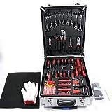 OBLLER 729 tlg Alu Werkzeugkoffer Werkzeugset Werkzeugkasten Werkzeugbox Werkzeug Gute