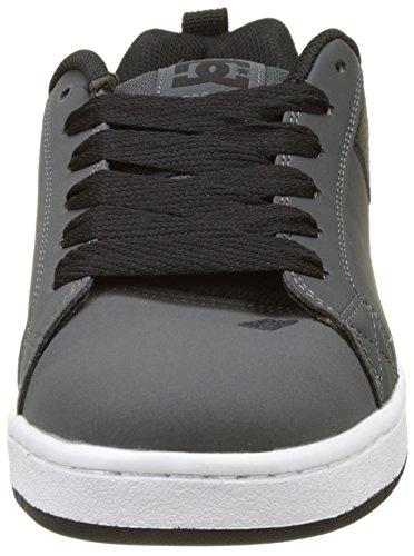 Dc Universe Herren Court Graffik Sneaker Grau (grigio / Bianco)