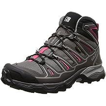 Salomon X Ultra Mid 2 GTX, Zapatillas de Senderismo para Mujer
