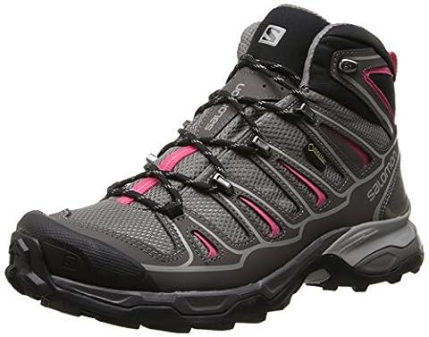 Salomon X Ultra Mid 2 Gtx, Women High Rise Hiking