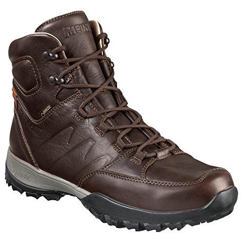 Meindl Chaussures Glaris Identity Men–Marron foncé 42