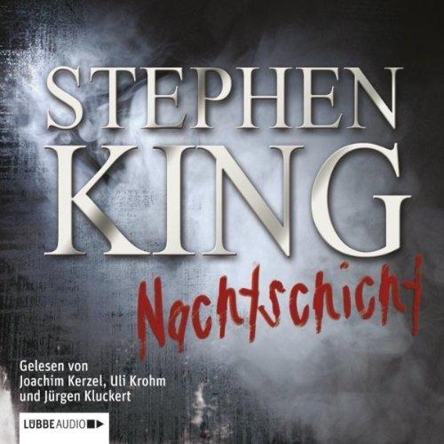 Buchseite und Rezensionen zu 'Nachtschicht' von Stephen King