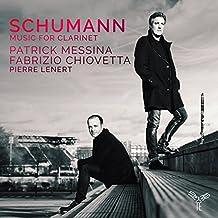 Schumann / Music for Clarinet