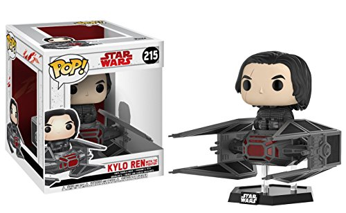 Figurine Pop Star Wars The Last Jedi Kylo On Tie Fighter