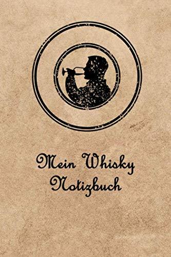 Mein Whisky Notizbuch: Attraktiv gestaltetes Whisky-Tasting-Buch I 80 Seiten Softcover I Für jeden Rumliebhaber ein Must-Have I Die Perfekte ... praktischer Begleiter für jedes Rum-Tasting