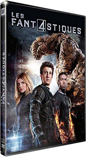 Les 4 Fantastiques [DVD + Digital HD]