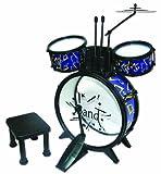 Taiwan Powco 12629 - Schlagzeug mit Hocker