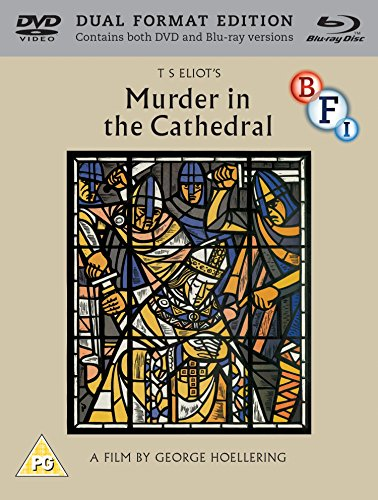 Murder in the Cathedral (Limied Edition Dual Format) [DVD] [UK Import] -